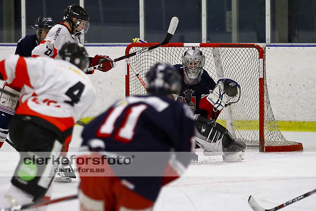 2012-01-07, Ishockey,  Åseda IF - Alvesta SK: 5-8