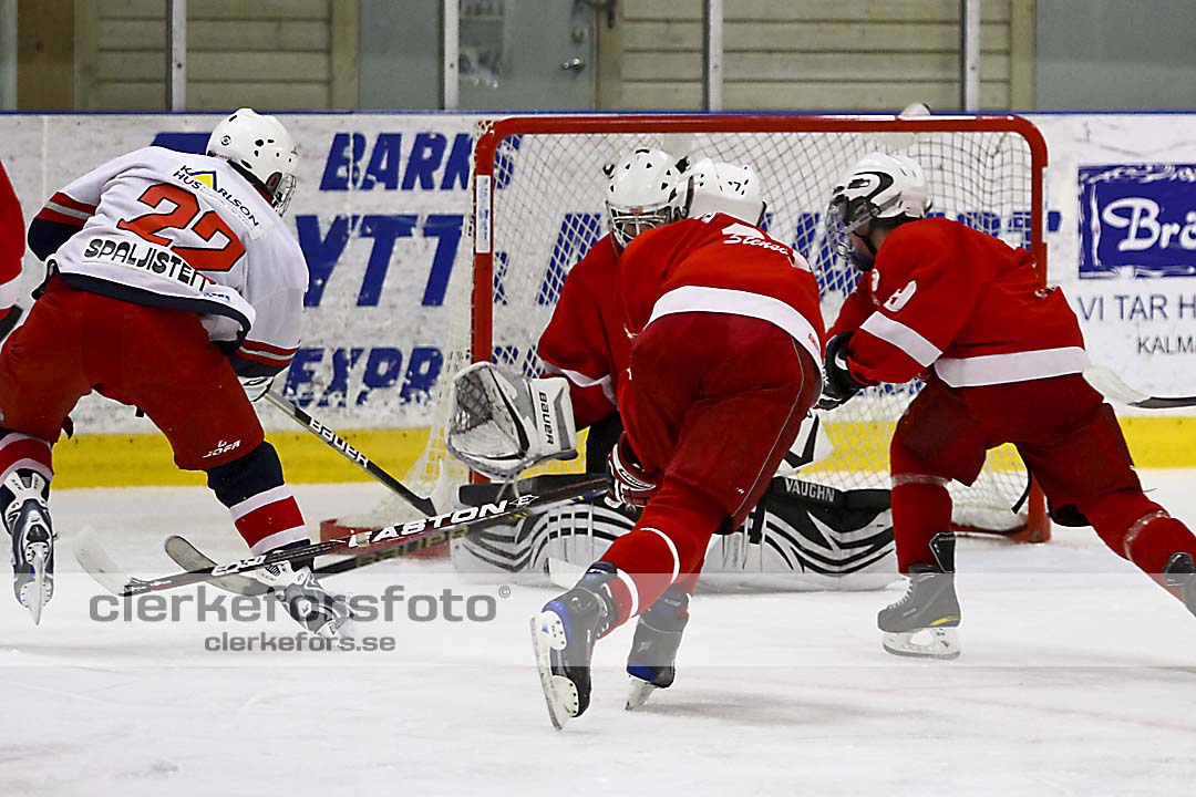 2012-01-08, Ishockey,  IF Kalmar - Åseda IF: 4-2