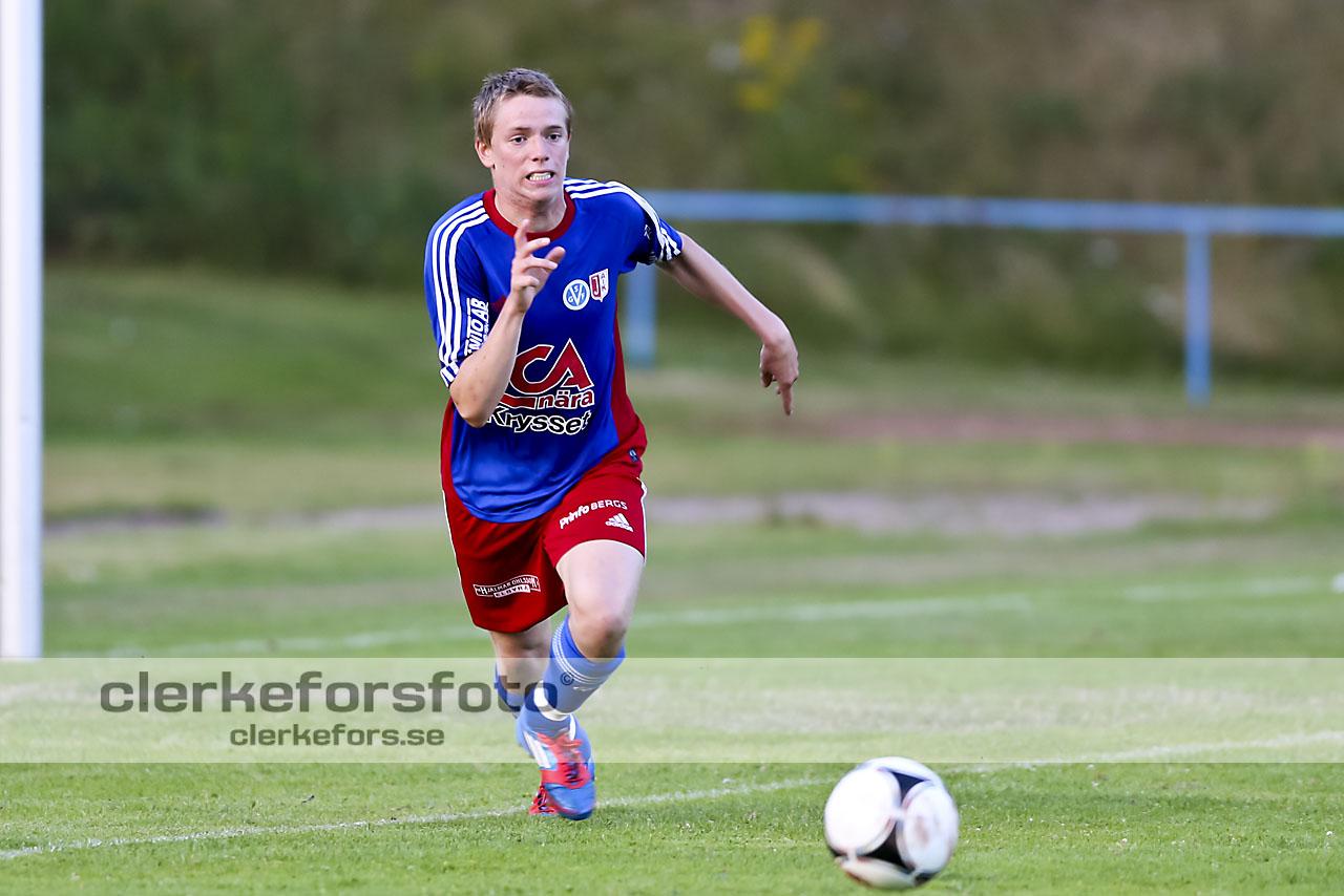 2012-08-17, Fotboll,  VSGF/JAIK - Näshults IF: