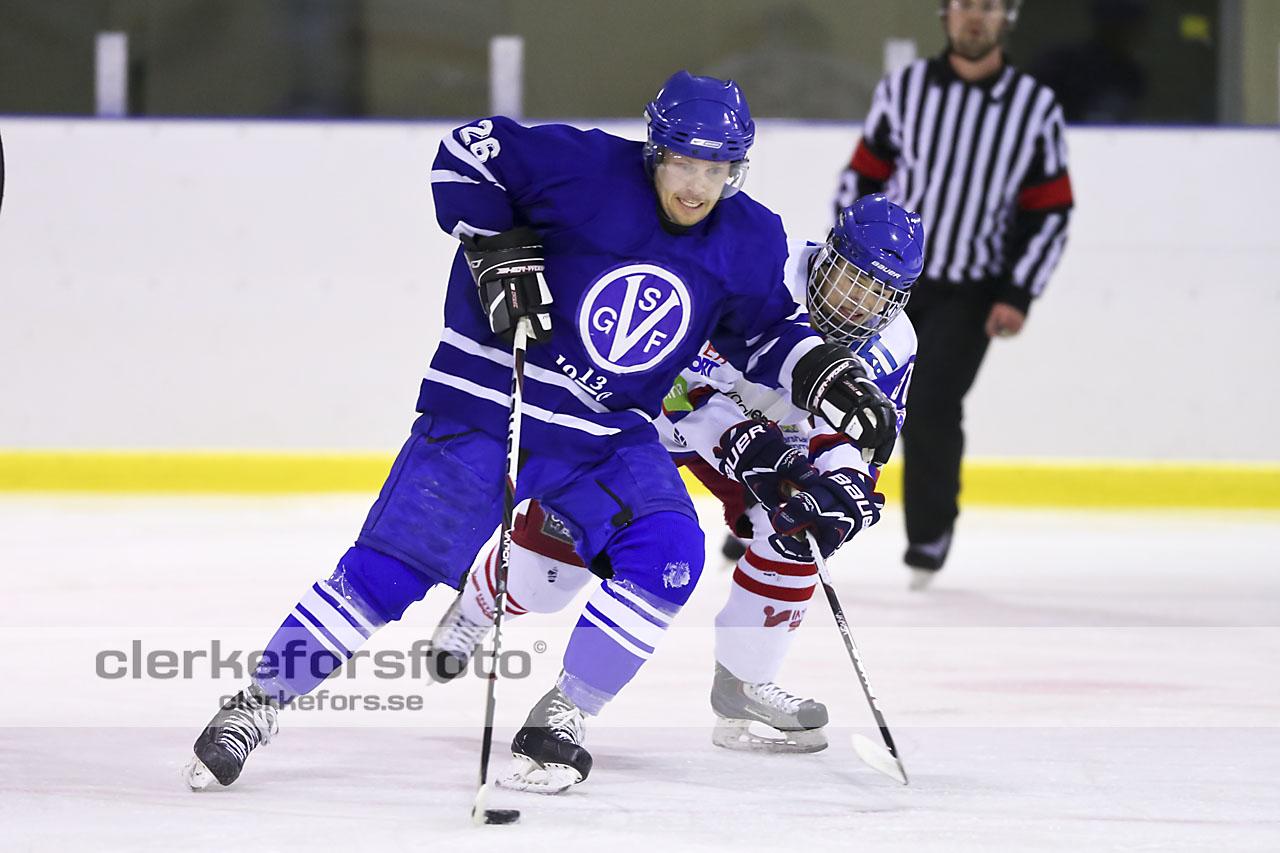 2012-09-30, Ishockey,  Virserum SGF - IK Oskarshamn: