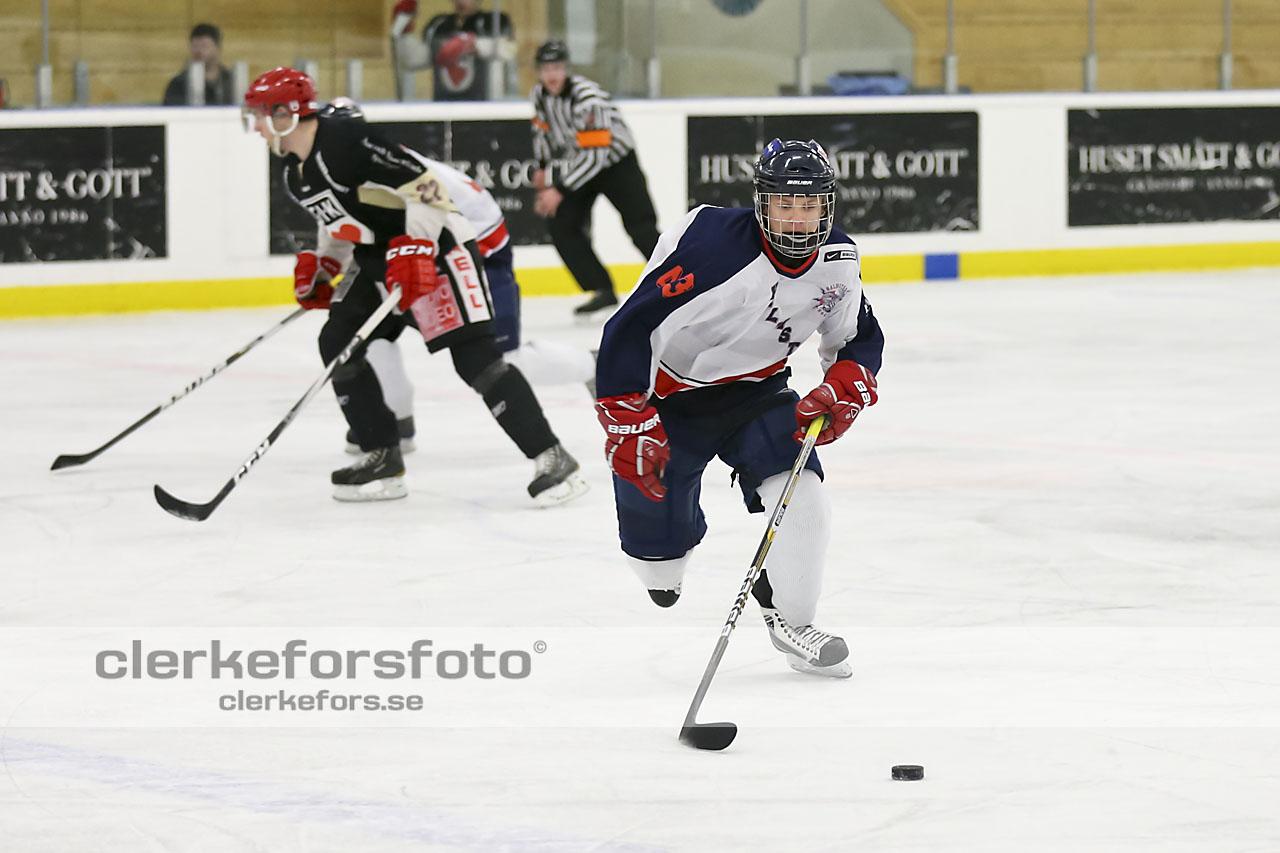 2012-12-15, Ishockey,  Grästorp IK - Halmstad Hammers: 3 - 6