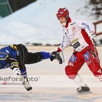 2012-12-26, Bandy, Målilla Bandy - Skirö-Nävelsjö: 5 - 3