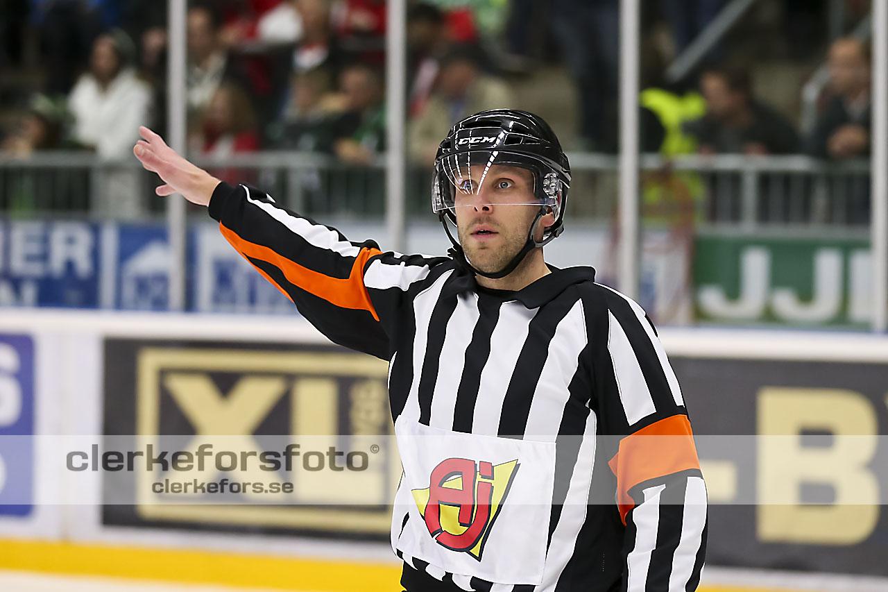 Ishockey Allsvenskan, Rögle BK - Mora IK : 5 - 1