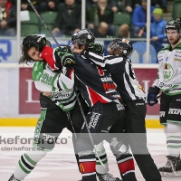 Ishockey Allsvenskan, Rögle BK - Karlskrona HK :