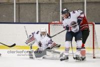 Ishockey J-20 Div I Juniorettan, Kungälv IK - Halmstad Hammers J-20 :